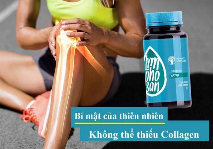 Bí mật thiên nhiên: không thể thiếu Collagen